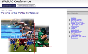 Keep up with all West Delaware activity schedules at http://www.wamacconference.org/